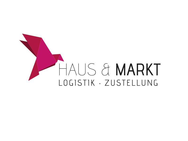 Haus und Markt - Logo